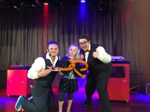 wedding magician north east newcastle upon tyne magic iilusion magicians
